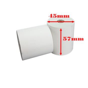 Bộ 10 cuộn - Giấy in nhiệt K57 x 45mm - 15453447 , 2272789978 , 322_2272789978 , 63000 , Bo-10-cuon-Giay-in-nhiet-K57-x-45mm-322_2272789978 , shopee.vn , Bộ 10 cuộn - Giấy in nhiệt K57 x 45mm