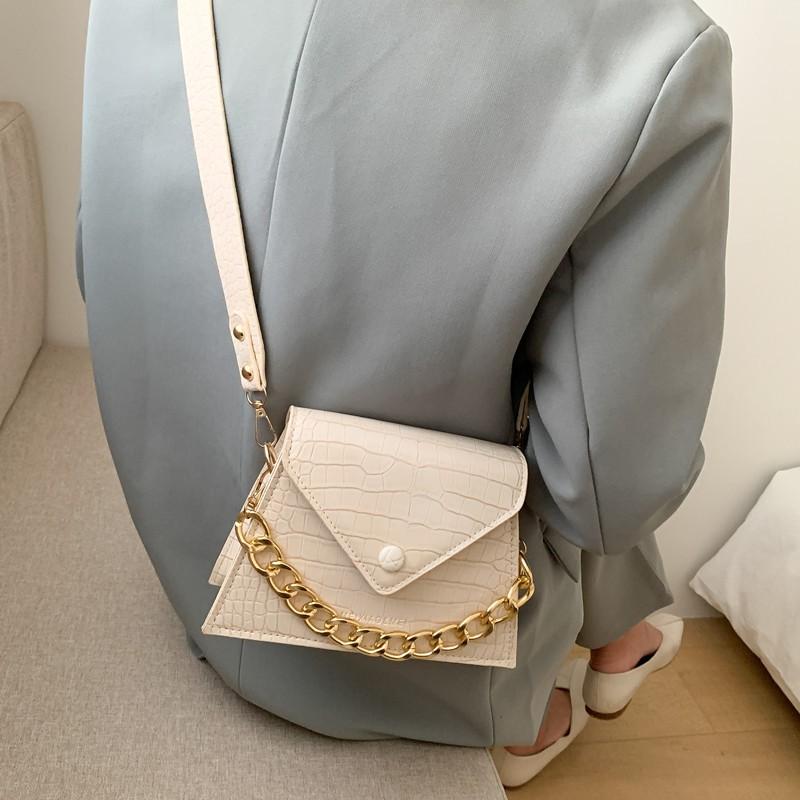 Túi xách nữ đeo chéo LOKADO thời trang công sở cao cấp-HY116