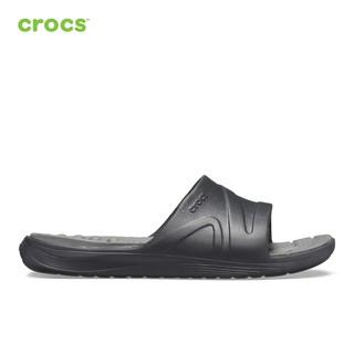 [Mã SUPE200K giảm 200K đơn từ 1tr2] Dép quai ngang Unisex Crocs - Reviva 205546-0DD thumbnail
