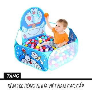 Lều banh lều bóng đồ chơi vận động cho trẻ em giá rẻ an toàn kèm bóng đồ chơi cho bé – Nhà banh nhà bóng cho bé giá rẻ