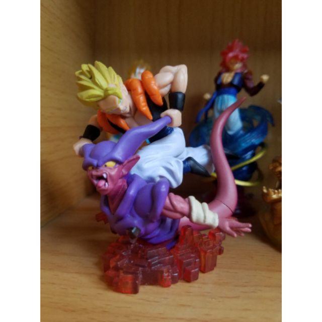 Mô hình Dragon Ball_Gogeta Vs Zanemba