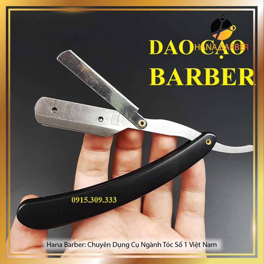 [Giá Siêu Rẻ] Cán dao cạo Barber chuyên nghiệp DC600