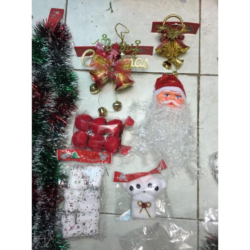 Bộ Đồ Trang Trí Cây Thông Noel - 15354420 , 1608702003 , 322_1608702003 , 119000 , Bo-Do-Trang-Tri-Cay-Thong-Noel-322_1608702003 , shopee.vn , Bộ Đồ Trang Trí Cây Thông Noel