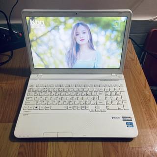 Laptop Nec LS550 màu trắng hàng Nhật I5 3230m Ram 4gb Ssd 120gb LCD 15,6″ có WC