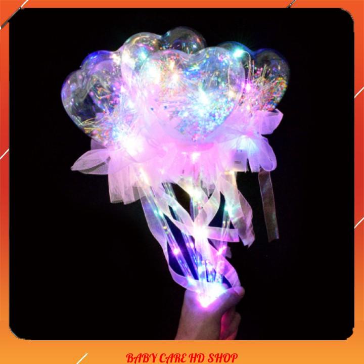 Bong bóng đèn led phát sáng đồ chơi cho bé