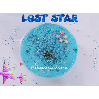 [Butter] Slime Bơ và xốp + charm ngôi sao – Lost star
