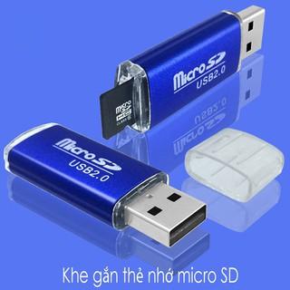 Đầu Đọc Thẻ Nhớ Mini Micro Usb 2.0 Tf Micro Kỹ Thuật Số Cho Laptop, Đầu đọc thẻ nhớ micro sd