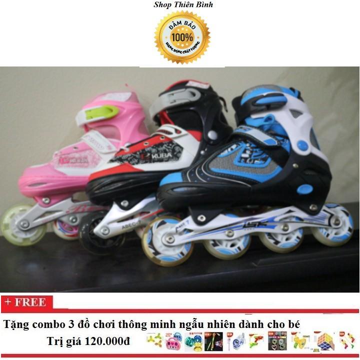 Giày trượt patin Kuba có đèn led độc đáo - 3106588 , 1038771491 , 322_1038771491 , 535000 , Giay-truot-patin-Kuba-co-den-led-doc-dao-322_1038771491 , shopee.vn , Giày trượt patin Kuba có đèn led độc đáo