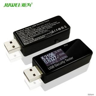 USB Safety Tester J7-t bản nâng cao kiểm tra pin dự phòng