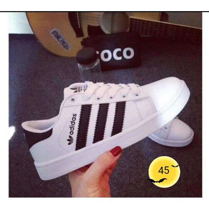 Giày adidas 3 sọc cá tính