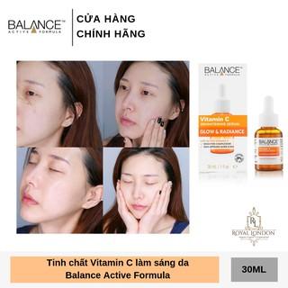 Hình ảnh [Mã COSFS3 giảm 10% đơn 150K] Serum Trắng Da, Mờ Thâm Balance Active Formula Vitamin C Brightening 30ml-2