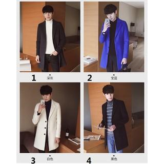 10 Mẫu áo măng to nam ZC-D67 thời trang của Zhen Chao