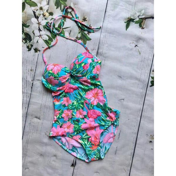 Áo tắm liền thân có gọng - Áo tắm nữ- Bikini tắm biển Bộ bơi