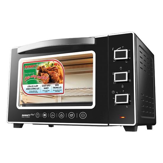 Lò Nướng Sanaky VH-5099S2D Công nghệ nướng hiện đại