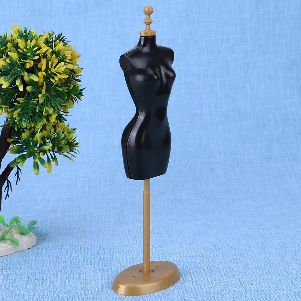 [walkaround] Display Holder Dress Clothes Gown Mannequin Model Stand for Girls Doll