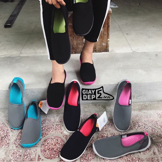 Combo 10 đôi giày crocs skimmer - 10018936 , 490663507 , 322_490663507 , 2300000 , Combo-10-doi-giay-crocs-skimmer-322_490663507 , shopee.vn , Combo 10 đôi giày crocs skimmer