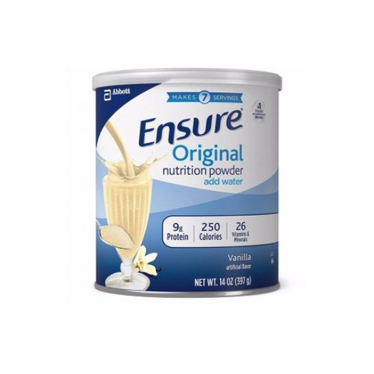 Sữa Ensure Original 397g – Lốc 6 lon