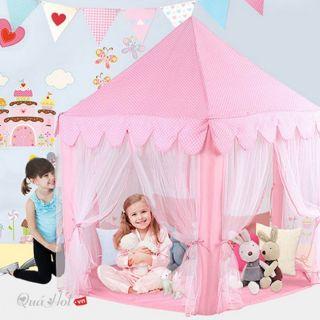Lều công chúa cho bé,(hàng mới về)