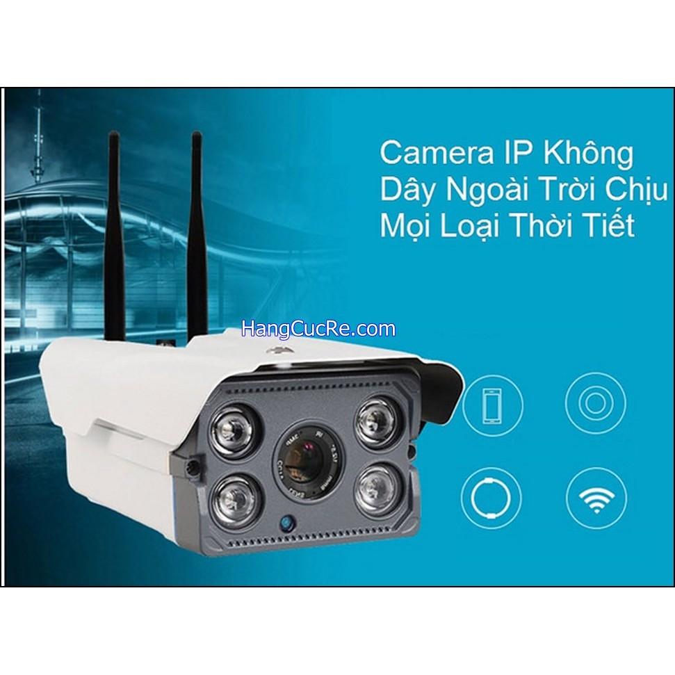 Camera IP Yoosee ngoài trời 2 anten