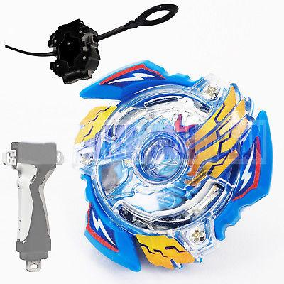 B-34 Valkyrie Beyblade Burst Set w/ Launcher+ Advanced Grip