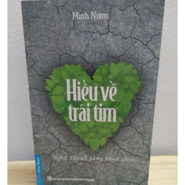 Sách - Hiểu về trái tim - Minh Niệm - 3227093 , 1203405537 , 322_1203405537 , 120000 , Sach-Hieu-ve-trai-tim-Minh-Niem-322_1203405537 , shopee.vn , Sách - Hiểu về trái tim - Minh Niệm