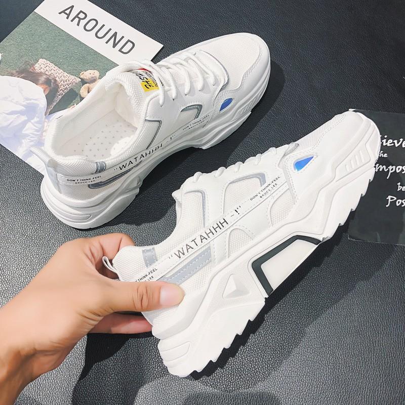 Giày Nam, Giày Thể Thao Sneaker Nam Cao Cấp G21 Cực Chất