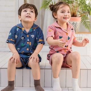 Bộ Pijama cho bé 100% cotton new 2020