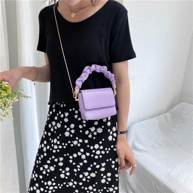 Túi xách JASMIN NOIR dây đeo Acrylic thời trang nổi bật dành cho nữ