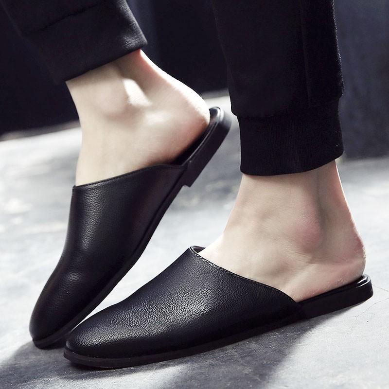 Korean version of individual shoes No heel Tide dragged him to normal