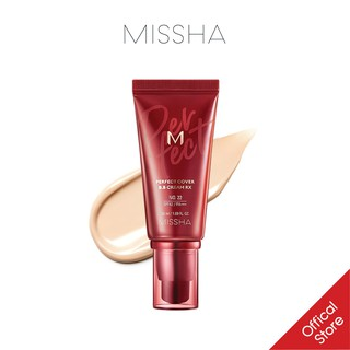 Kem Nền Missha M Perfect Cover BB Cream RX 50ml