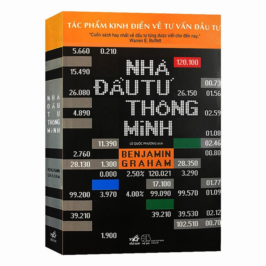 Sách ] Nhà Đầu Tư Thông Minh ( Tái Bản 2019 ) | Shopee Việt Nam
