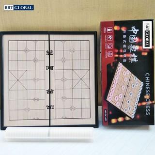 Bộ bàn cờ tướng nam châm BBT Global QX5699 size 25cm-1