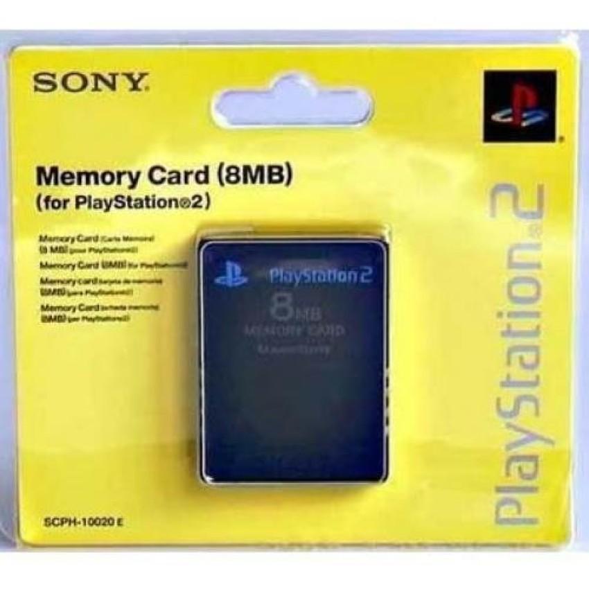Thẻ nhớ Memory Card 8 Mb PS