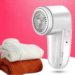 Máy cắt Lông xù quần áo, chăn thảm mini cầm tay Pin sạc tiện dụng Sonax Pro S9966