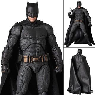 [CÓ SẴN][SALE] Mô Hình Người Dơi Batman Justice League Phong Cách Mafex Full Box