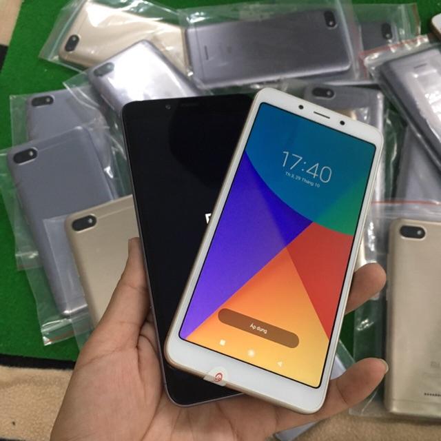 Điện thoại Xiaomi Redmi 6A 2sim full tiếng việt nguyên zin, đẹp 98%