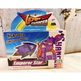 Tốc chiến thần xa Leap Changer 9806- Emperor Star