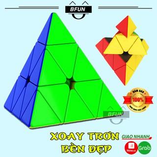 Đồ Chơi Rubik Tam Giác 3x3 Không Viền Cao Cấp - Rubik Biến Thể Giá Rẻ, Đồ Chơi Trẻ Em BFUN thumbnail