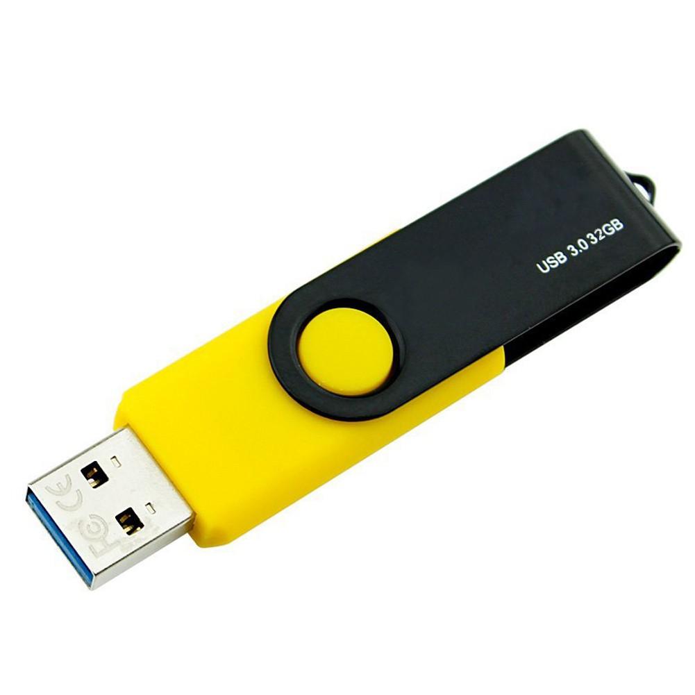VN BUYEASY USB 3.0 Flash Drive Foldable U Disk Pen Data Memor32GB Yellow) Giá chỉ 102.999₫