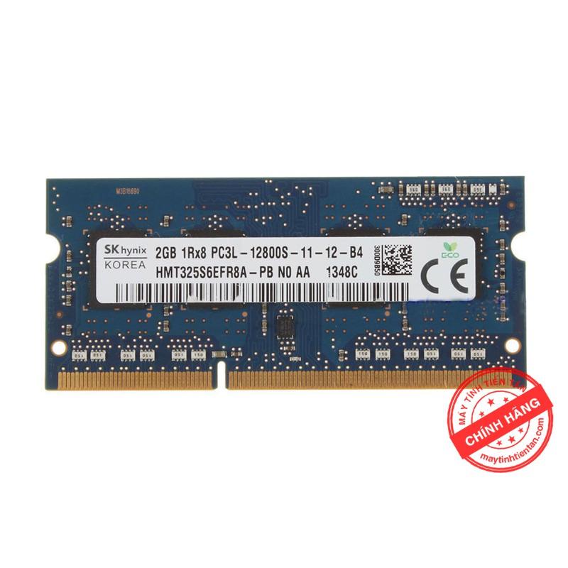 Ram Laptop Hynix 2Gb PC3L 12800s Buss 1600mhz