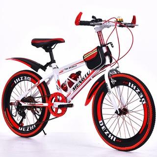 Xe đạp trẻ em dành cho nam và nữ xe đạp có tốc độ thay đổi học sinh tiểu học và trung học cơ sở núi 20 inch 22 inch 24 i