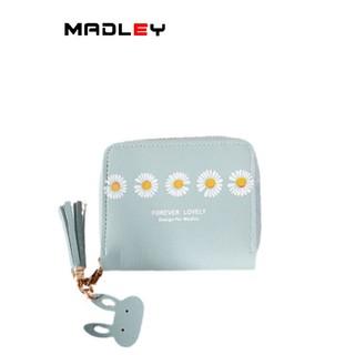 Ví nữ mini MADLEY dễ thương ngắn cầm tay nhiều ngăn nhỏ gọn bỏ túi thời trang cao cấp VD415 thumbnail