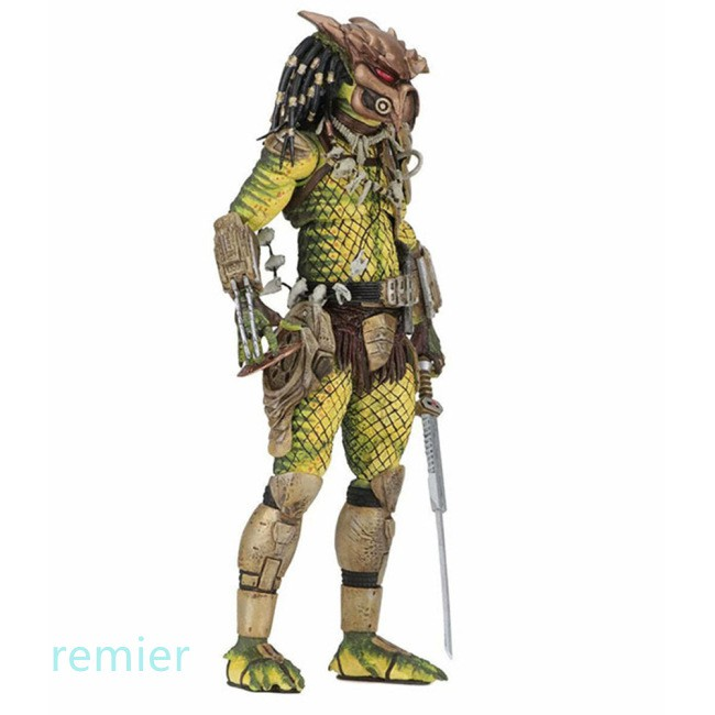 Toy NECA Predator 2 - 7in Scale Action Figure Ultimate Elder The Golden Angel
