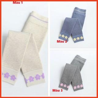 Quần legging lót lông cho bé ⚡SIÊU ẤM ÁP⚡ quần tất lót lông cho bé gái không bàn hàng quảng châu loại 1 bao chất