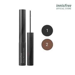Mascara chải mi siêu mảnh chống trôi innisfree Skinny Microcara Zero 3.5g