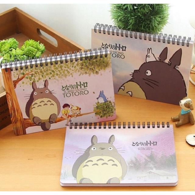 Sổ nhật ký kế hoạch Totoro - 2463830 , 312849183 , 322_312849183 , 27000 , So-nhat-ky-ke-hoach-Totoro-322_312849183 , shopee.vn , Sổ nhật ký kế hoạch Totoro