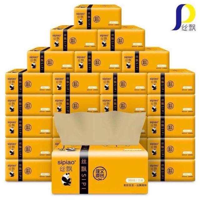 Giấy ăn gấu trúc một thùng 27 gói - 2815972 , 474025908 , 322_474025908 , 230000 , Giay-an-gau-truc-mot-thung-27-goi-322_474025908 , shopee.vn , Giấy ăn gấu trúc một thùng 27 gói