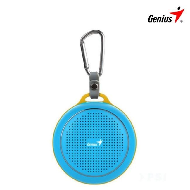 Loa Bluetooth Tiện Dụng Genius SP-906BT PLUS Vỏ Kim Loại