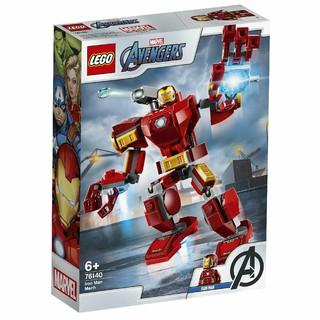 Bộ lắp ráp Chiến Giáp Người Sắt – LEGO Marvel 76140 (148 Chi Tiết)