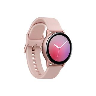 Hình ảnh [Mã ELSSCP300 giảm 5% đơn 500K] Đồng Hồ Samsung Galaxy Watch Active 2 (40mm) Viền Nhôm Dây Silicone Hồng-3